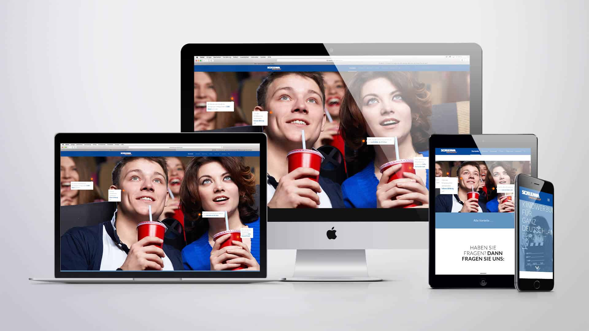 Gerryland-Referenz-Schlemm-Website-Mockup
