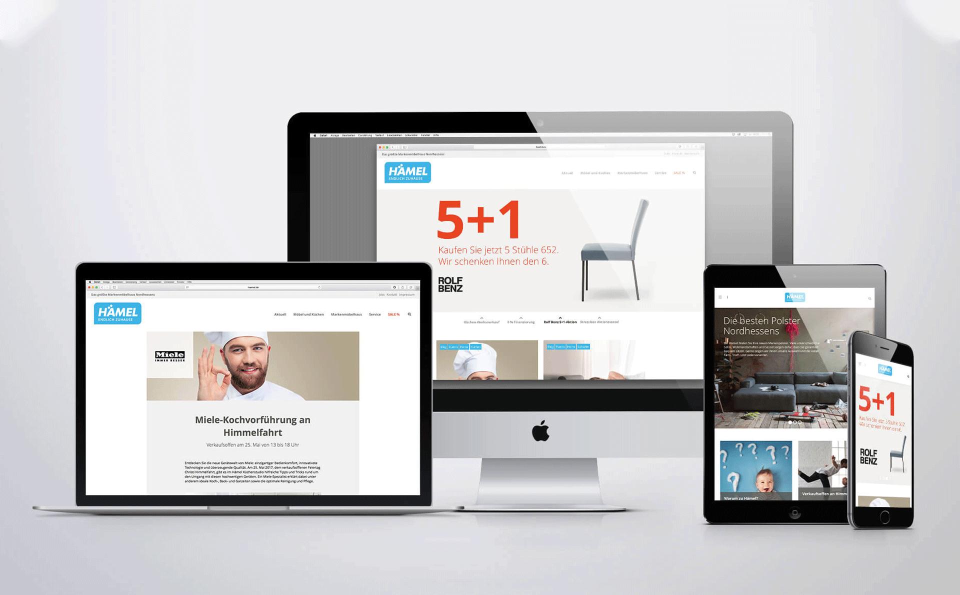 Gerryland-Referenz-Hämel-Website-Mockup