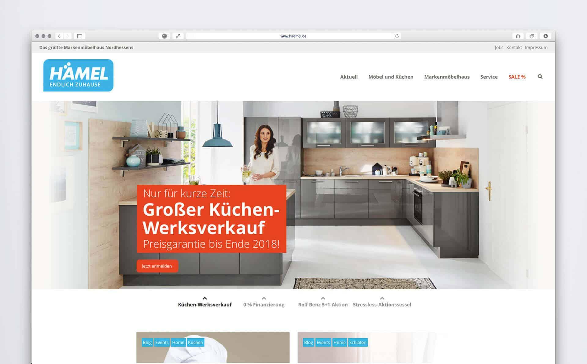 Hämel Website Gerryland Ag