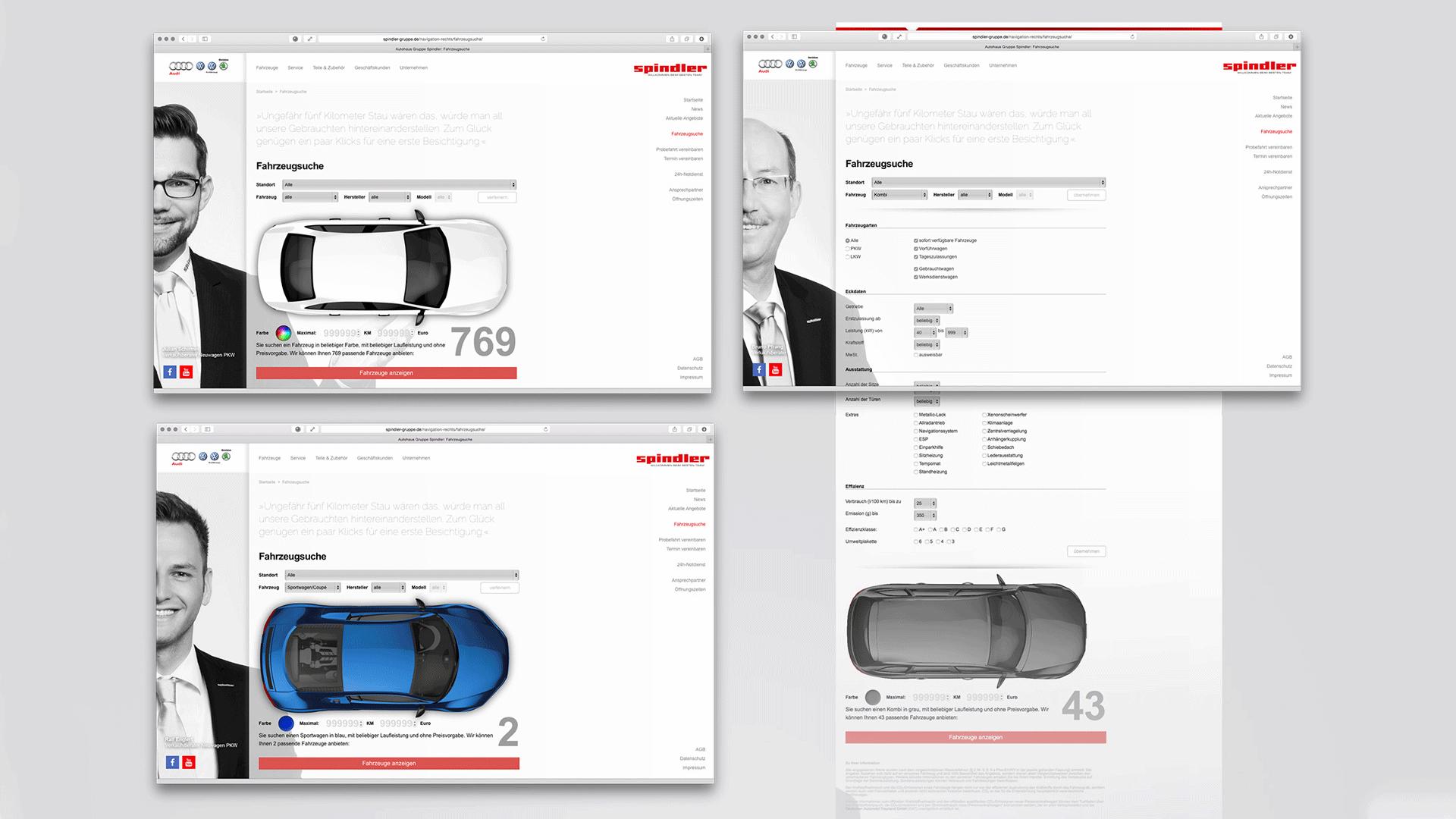 Gerryland-Referenz-Spindler-Website-Fahrzeugsuche
