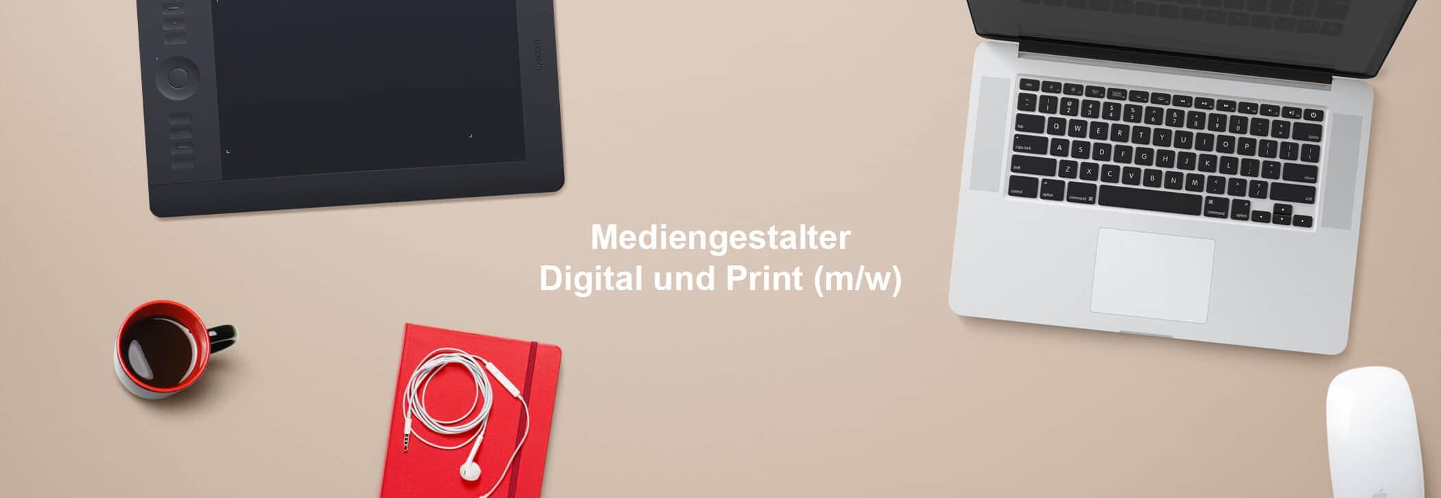 Mediengestalter Digital und Print (m/w)