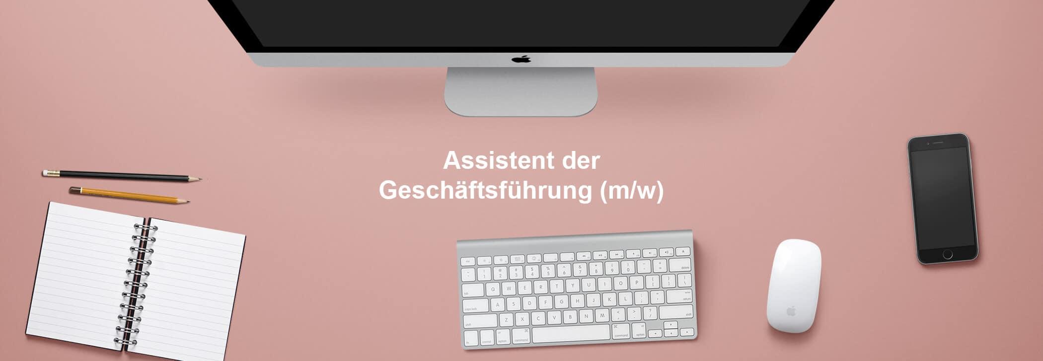 Assistent-der-Geschäftsführung
