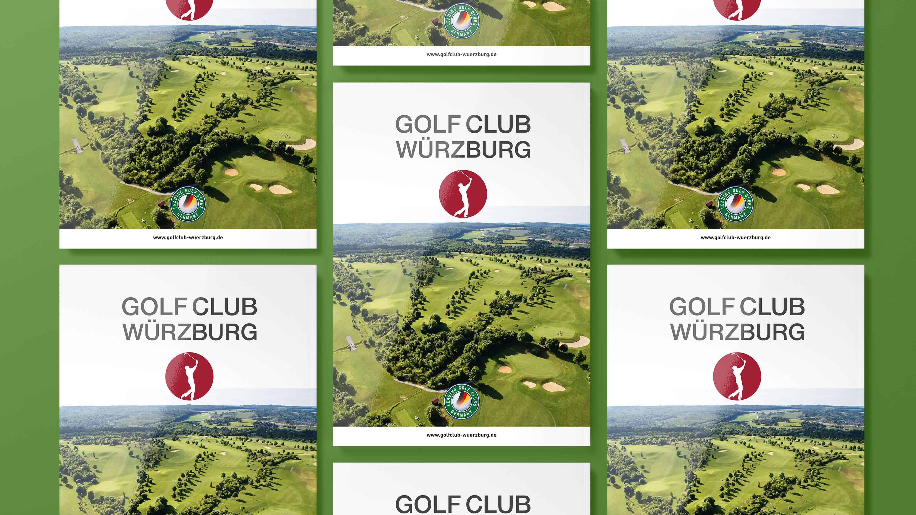 Golfclub-Cover